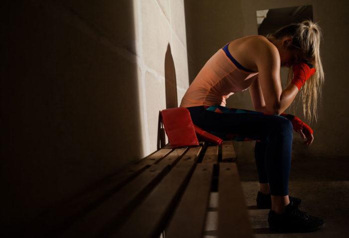 Depressão, pânico, burnout